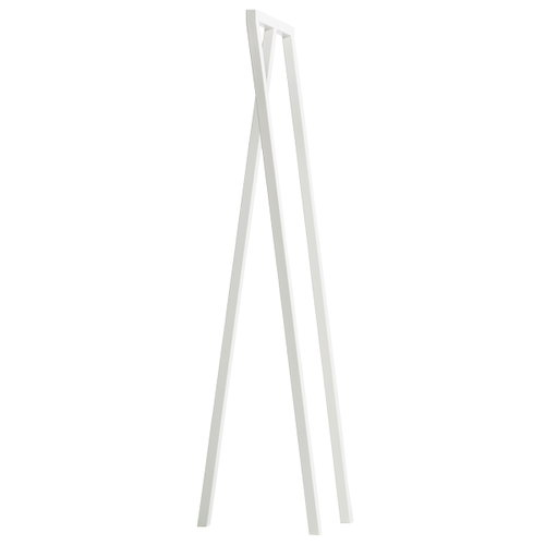 Hay Loop Stand hall, white