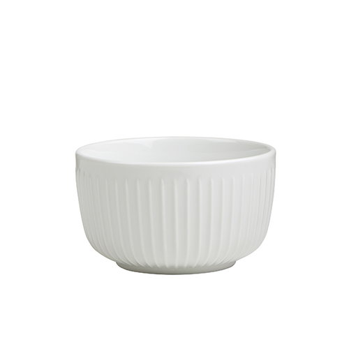 K�hler Hammersh�i bowl, white