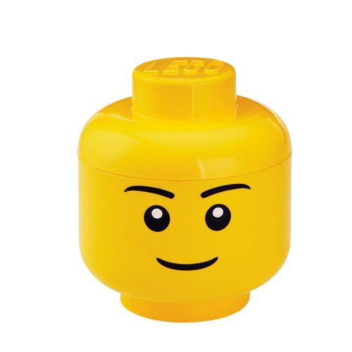 Room Copenhagen Lego Storage Head s�ilytysrasia, S, Poika