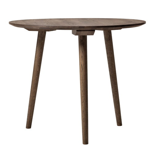 &Tradition In Between SK3 table 90 cm, smoked oak