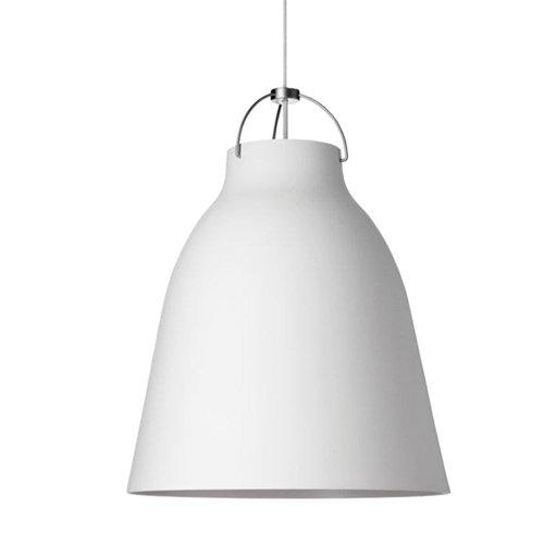 Lightyears Lampada Caravaggio P3, bianco opaco