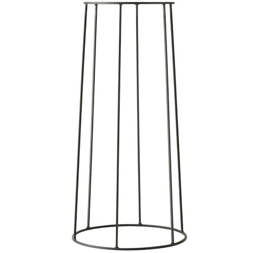 Menu Wire base, large, black