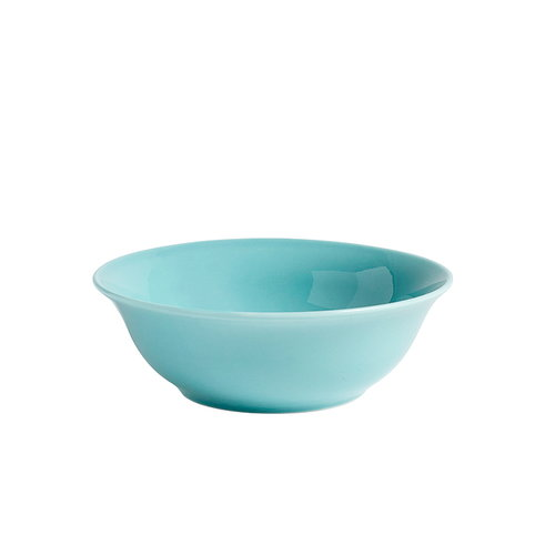 Hay Rainbow bowl, small, turquoise