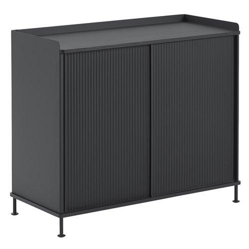 Muuto Enfold sideboard, high, black