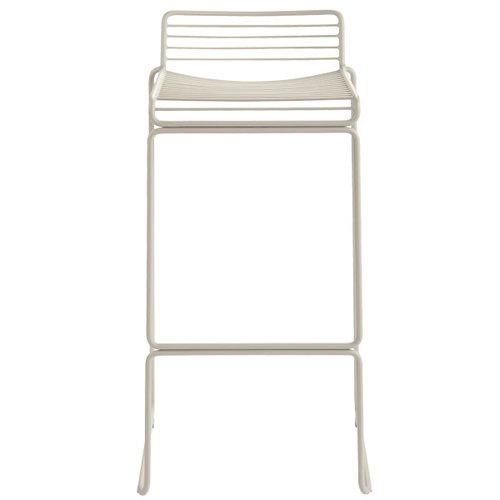 Hay Hee bar chair, beige