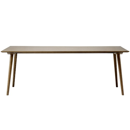 &Tradition In Between SK5 table 90x200 cm, smoked oak
