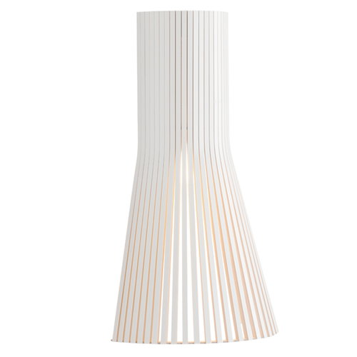 Secto Design Secto 4231 wall lamp 45 cm, white