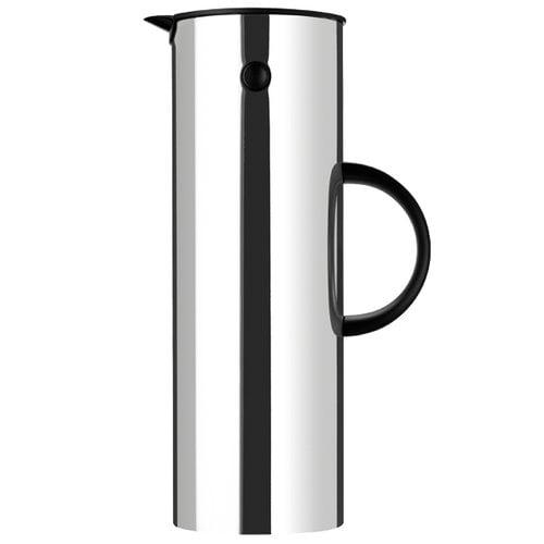 Stelton EM77 Hot Metal vacuum jug, mirror