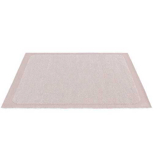 Muuto Pebble rug, pale rose