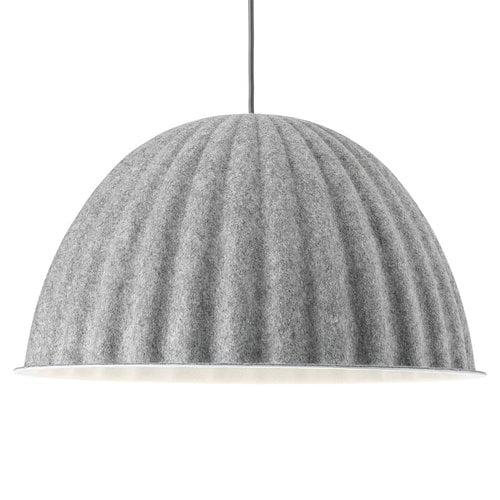 Muuto Lampada Under the Bell 55 cm, grigia