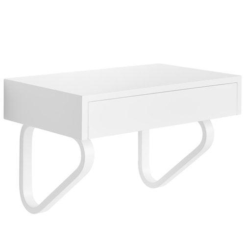 Artek Aalto wall drawer 114B, white