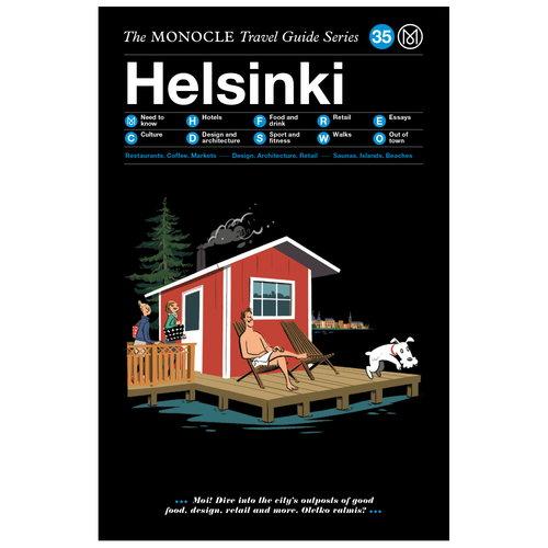 Gestalten The Monocle Travel Guide Series: Helsinki