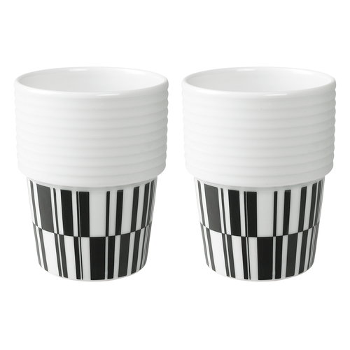 R�rstrand Filippa K coffee mug 0,31 L, 2 pcs, Deco