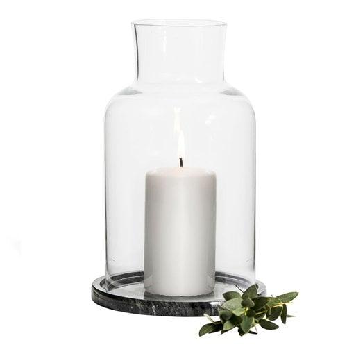 Sagaform Marble kynttilälyhty