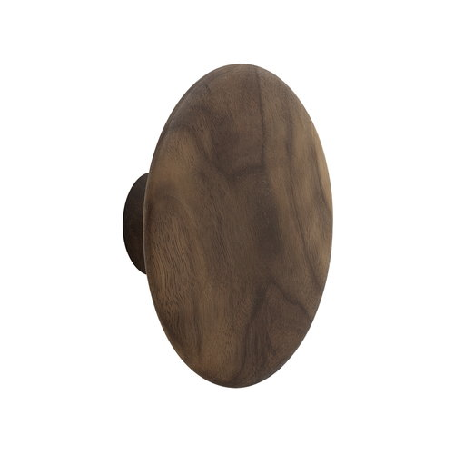 Muuto The Dots coat hook, walnut