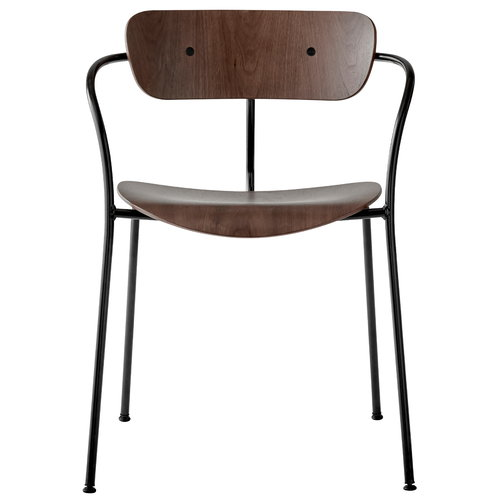 &Tradition Pavilion AV2 chair, walnut