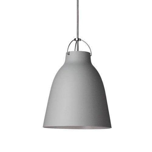 Lightyears Caravaggio P2 lamp, matt light grey