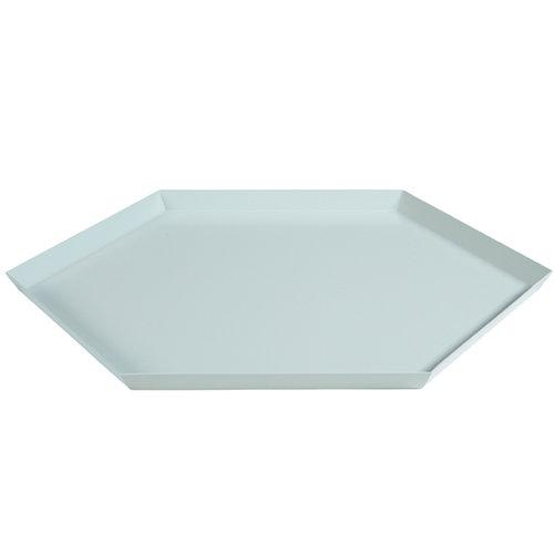 Hay Kaleido tray XL, light grey
