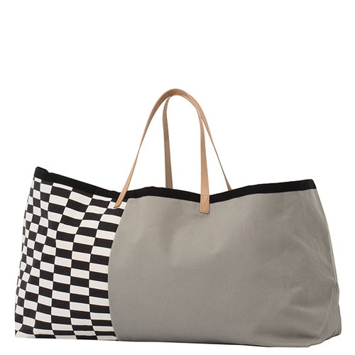 Ferm Living Herman big bag, grey