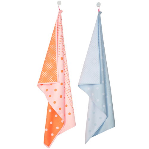Hay S&B Tea towels, 2 pcs, Big Dots