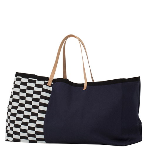 Ferm Living Herman big bag, blue