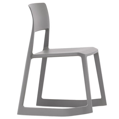 Vitra Tip Ton chair, earth grey