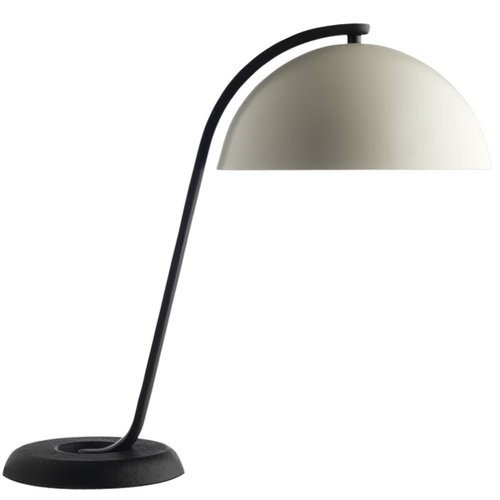hay cloche table lamp white finnish design shop. Black Bedroom Furniture Sets. Home Design Ideas