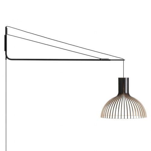 Secto Design Varsi 1000, musta