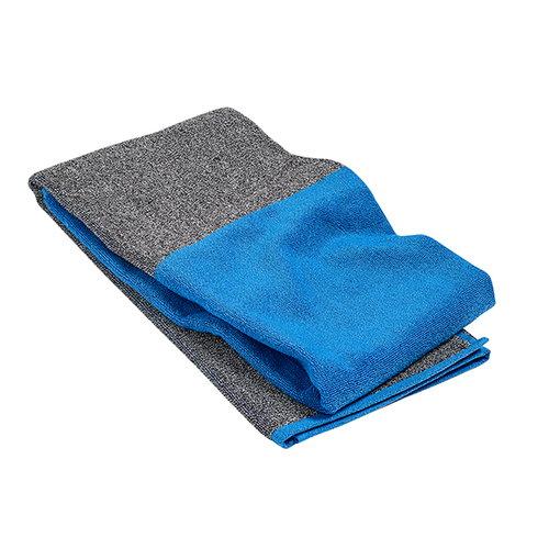 Hay Compose bath towel, sky blue