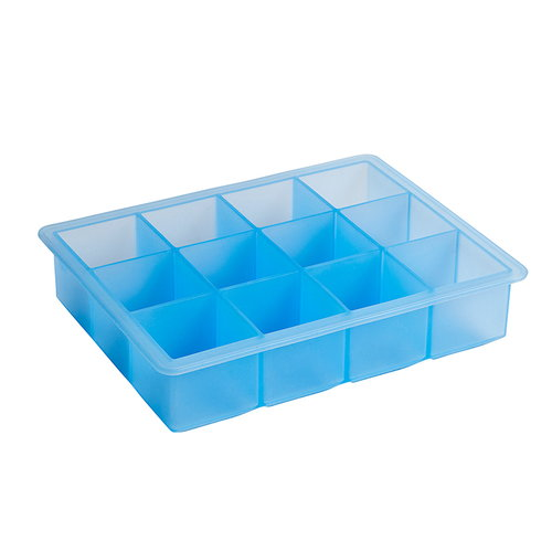 Hay Ice cube tray, blue