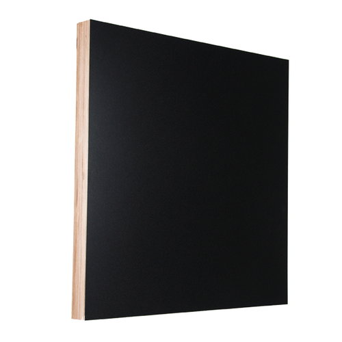 Kotonadesign Kotona noteboard large square, black
