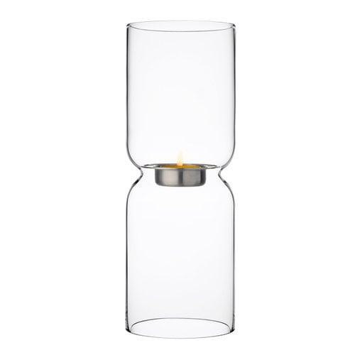 Iittala Lantern candleholder 250 mm, clear