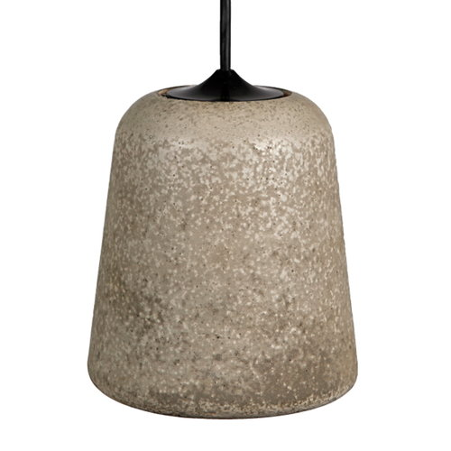 New Works Material lamp, Concrete Light