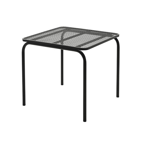 Skagerak Mira table 80, anthracite black