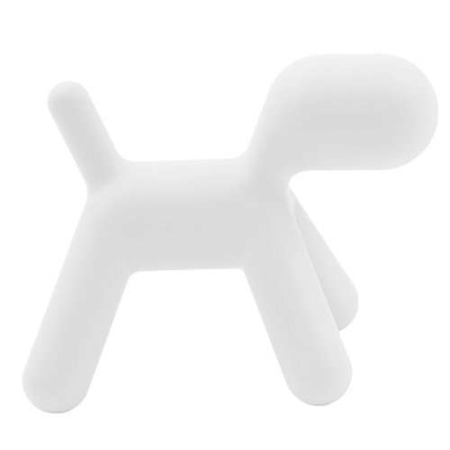 Magis Puppy, large, white