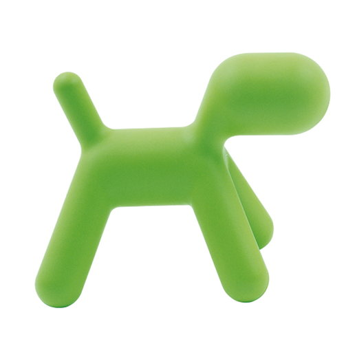 Magis Puppy, medium, green