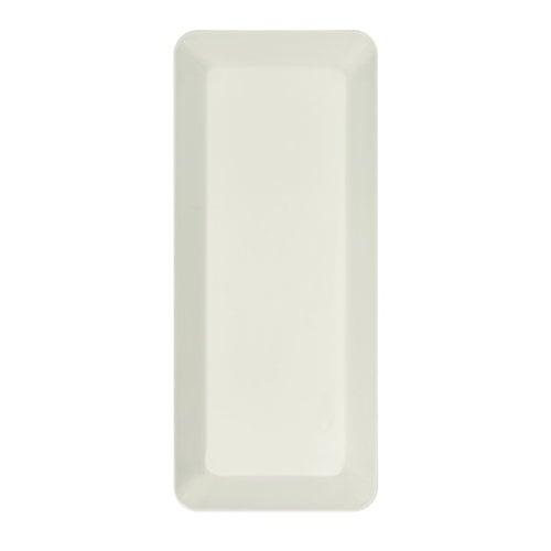 Iittala Vassoio Teema 16x37 cm, bianco