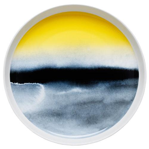 Marimekko Oiva - S��p�iv�kirja salad platter 32 cm