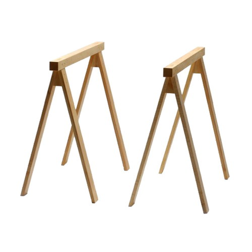 Nikari PPJ Trestle legs 2 pcs, birch