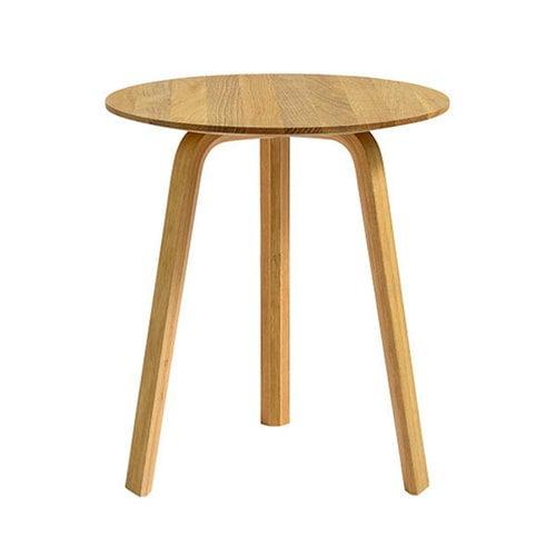 Hay Bella coffee table 45 cm, high, oiled oak