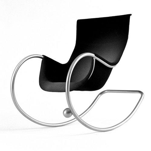 Studio Eero Aarnio Keinu, rocking chair
