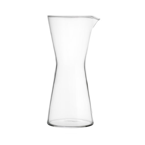 Iittala Kartio pitcher, clear