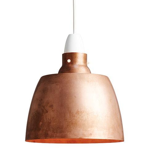 New Works Hang On Honey pendant, copper