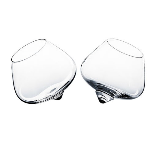 Normann Copenhagen Cognac glasses, 2 pcs