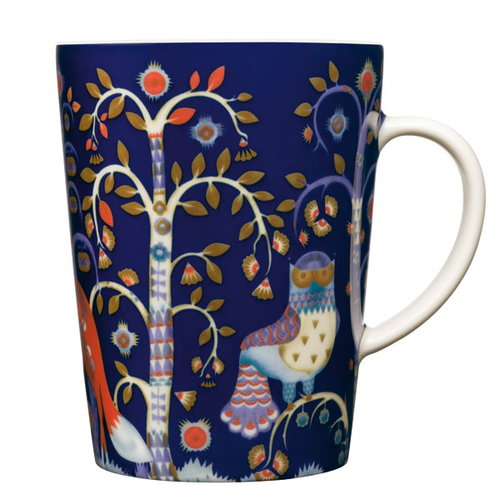 Iittala Taika mug 0,4 l, blue