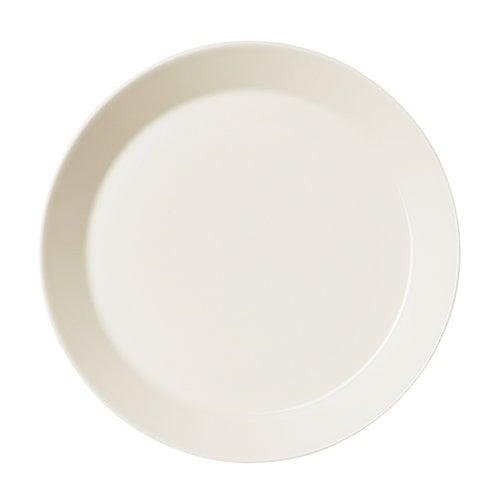 Iittala Piatto Teema 26 cm, bianco