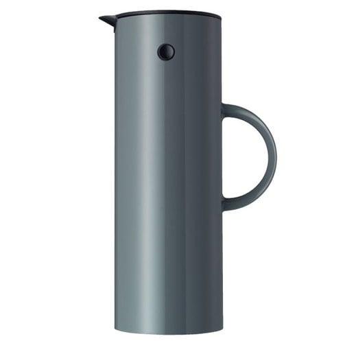 Stelton EM77 termoskannu 1,0 L, graniitinharmaa