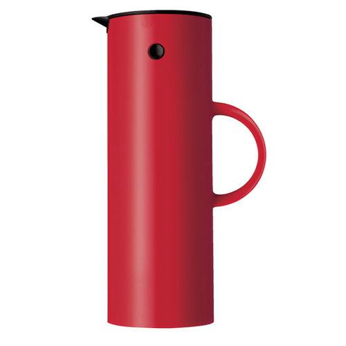 Stelton Caraffa termica EM77 1,0 L, rossa