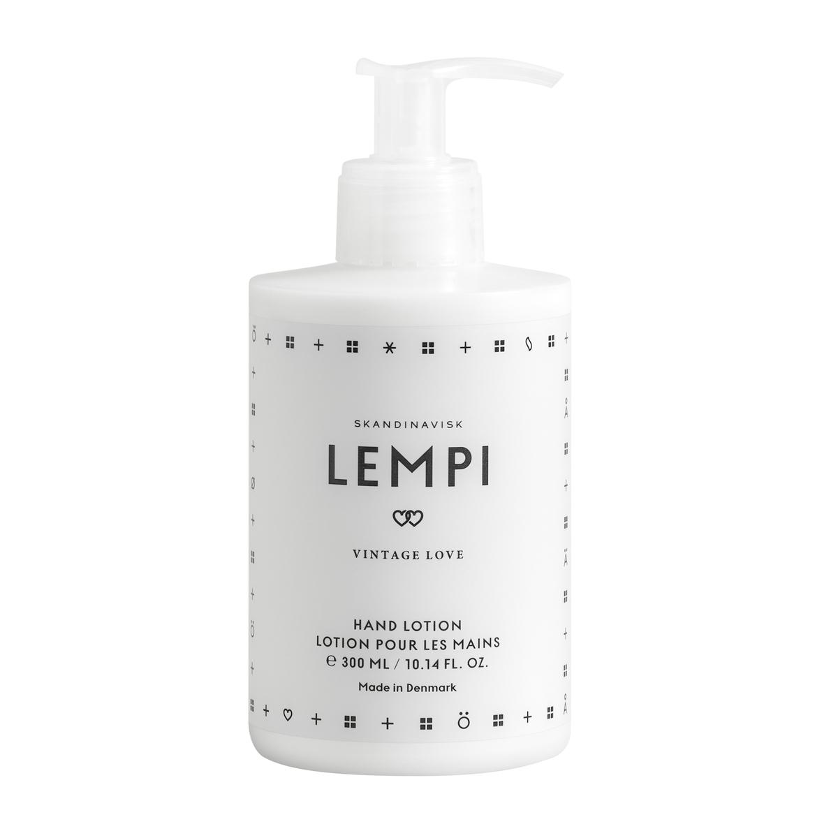 Hand lotion LEMPI, 300 ml