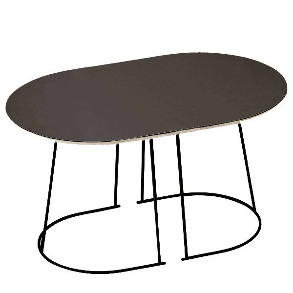 Airy Coffee Table Small Black
